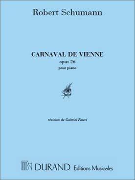 CARNAVAL DE VIENNE OP 26