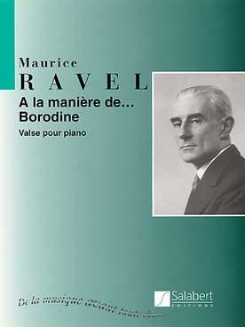A LA MANIERE DE BORODINE
