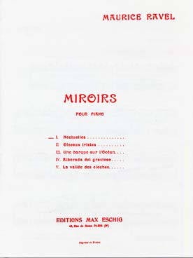 MIROIRS 1  NOCTUELLES