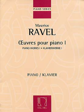 OEUVRES POUR PIANO VOL 1