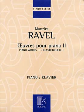 OEUVRES POUR PIANO VOL 2