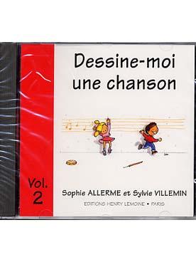 CD DESSINE MOI UNE CHANSON VOL 2