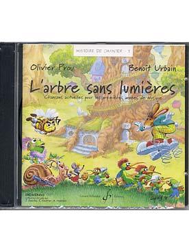 CD HISTOIRE DE CHANTER