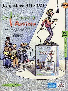 DE L\'ELEVE A L\'ARTISTE VOL 2