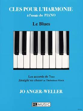 CLES HARMONIE PIANO BLUES