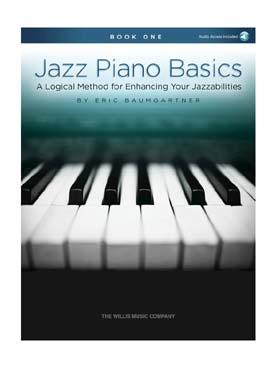JAZZ PIANO BASICS VOL 1