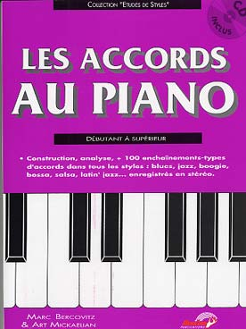 LES ACCORDS AU PIANO