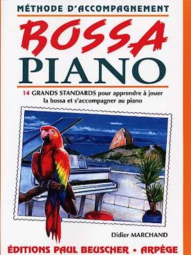 BOSSA PIANO METHODE