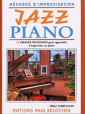 JAZZ PIANO GRANDS STANDARDS