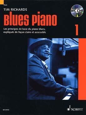 RICHARDS BLUES PIANO VOL 1