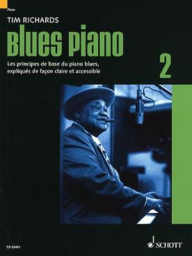 RICHARDS BLUES PIANO VOL 2