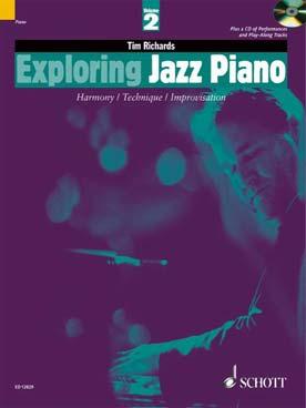 EXPLORING JAZZ PIANO VOL 2