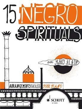 ALAIN M NEGRO SPIRITUALS