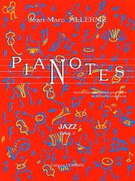 ALLERME JM PIANOTES JAZZ VOL 2