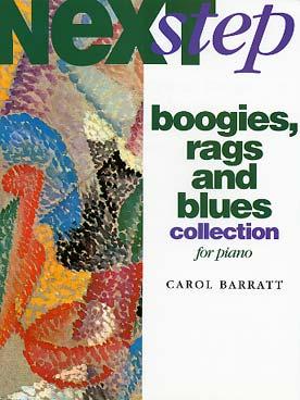 BARRATT BOOGIE RAGS BLUES