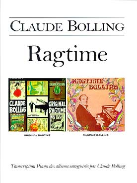 BOLLING RAGTIME PIANO