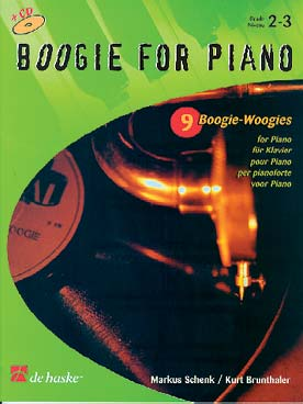 BOOGIE FOR PIANO