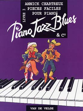 CHARTREUX PIANO JAZZ BLUES VOL 3