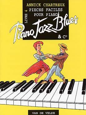 CHARTREUX PIANO JAZZ BLUES VOL 4