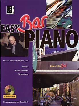 EASY BAR PIANO VOL 1 BLUES
