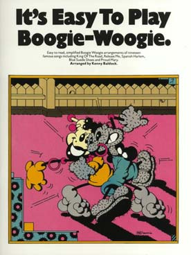 IT\'S EASY TO PLAY BOOGIE-WOOGIE