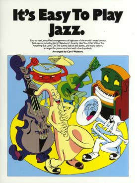 IT\'S EASY TO PLAY JAZZ VOL 1