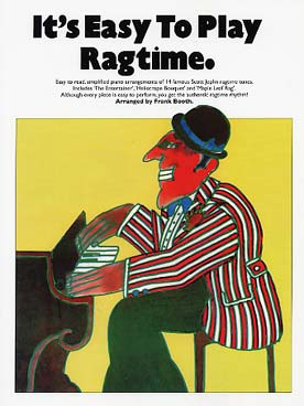IT\'S EASY TO PLAY RAGTIME