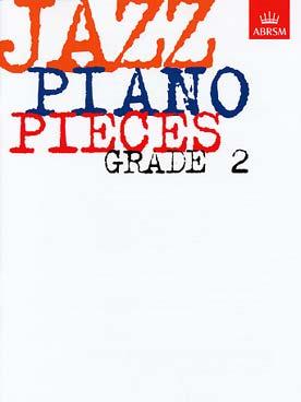 JAZZ PIANO PIECES VOL 2