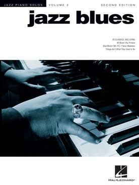 JAZZ PIANO SOLOS VOL 2