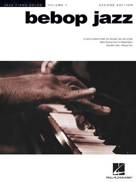 JAZZ PIANO SOLOS VOL 4