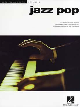 JAZZ PIANO SOLOS VOL 8