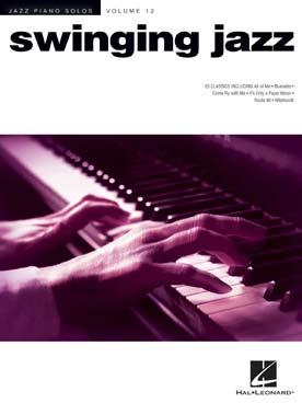 JAZZ PIANO SOLOS VOL 12