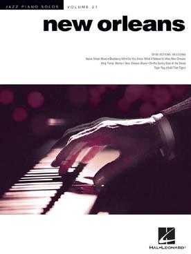 JAZZ PIANO SOLOS VOL 21