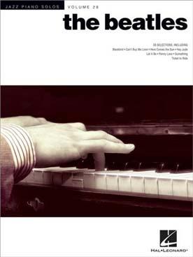 JAZZ PIANO SOLOS VOL 28