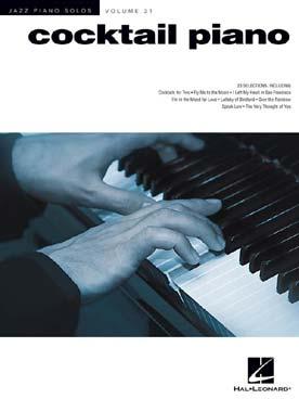 JAZZ PIANO SOLOS VOL 31