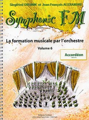 SYMPHONIC FM VOL 6 ACCORDEON (ELEVE)