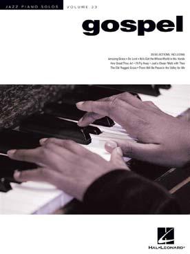 JAZZ PIANO SOLOS VOL 33