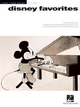 JAZZ PIANO SOLOS VOL 51