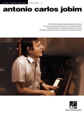 JAZZ PIANO SOLOS VOL 17