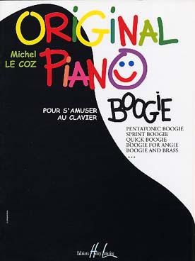 ORIGINAL PIANO BOOGIE