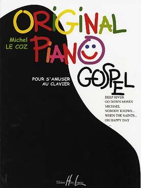 ORIGINAL PIANO GOSPEL