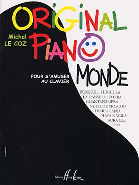 ORIGINAL PIANO MONDE