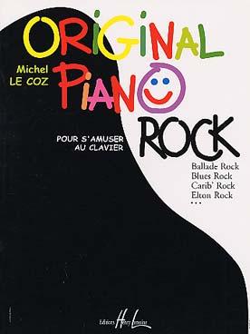 ORIGINAL PIANO ROCK