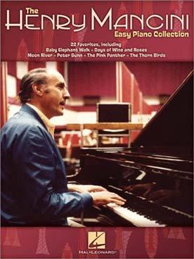 MANCINI EASY PIANO COLLECTION
