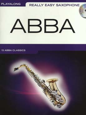ABBA REALLY EASY SAXOPHONE