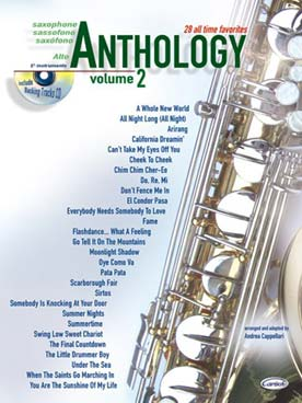 ANTHOLOGY SAXO ALTO VOL 2