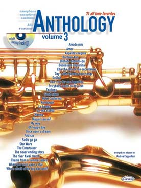 ANTHOLOGY SAXO ALTO VOL 3