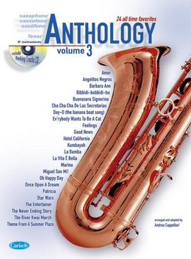 ANTHOLOGY SAXO TENOR VOL 3