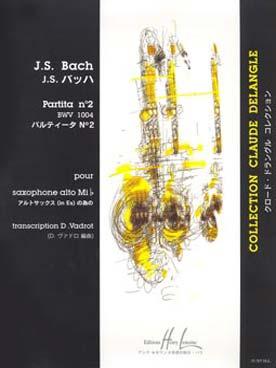 BACH JS PARTITA BWV 1004