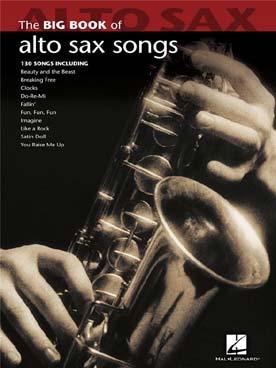 BIG BOOK OF ALTO SAX